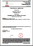 BV cables certificate